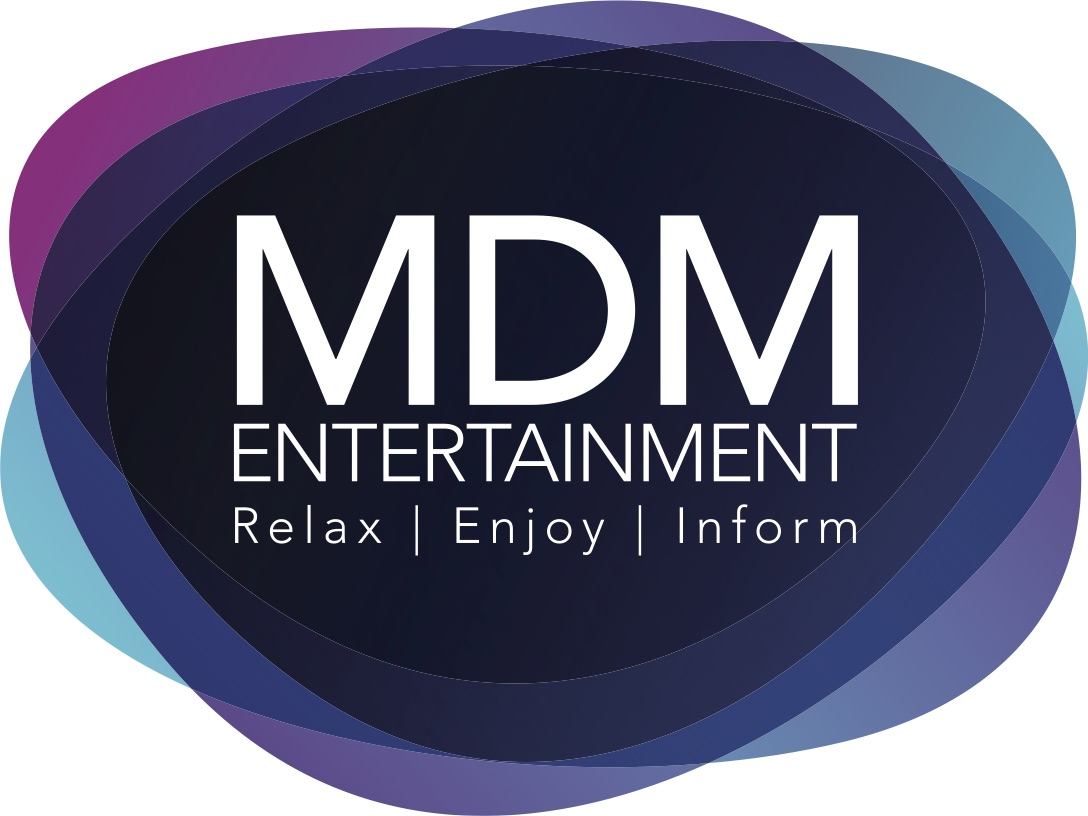 MDM Entertainment Logo